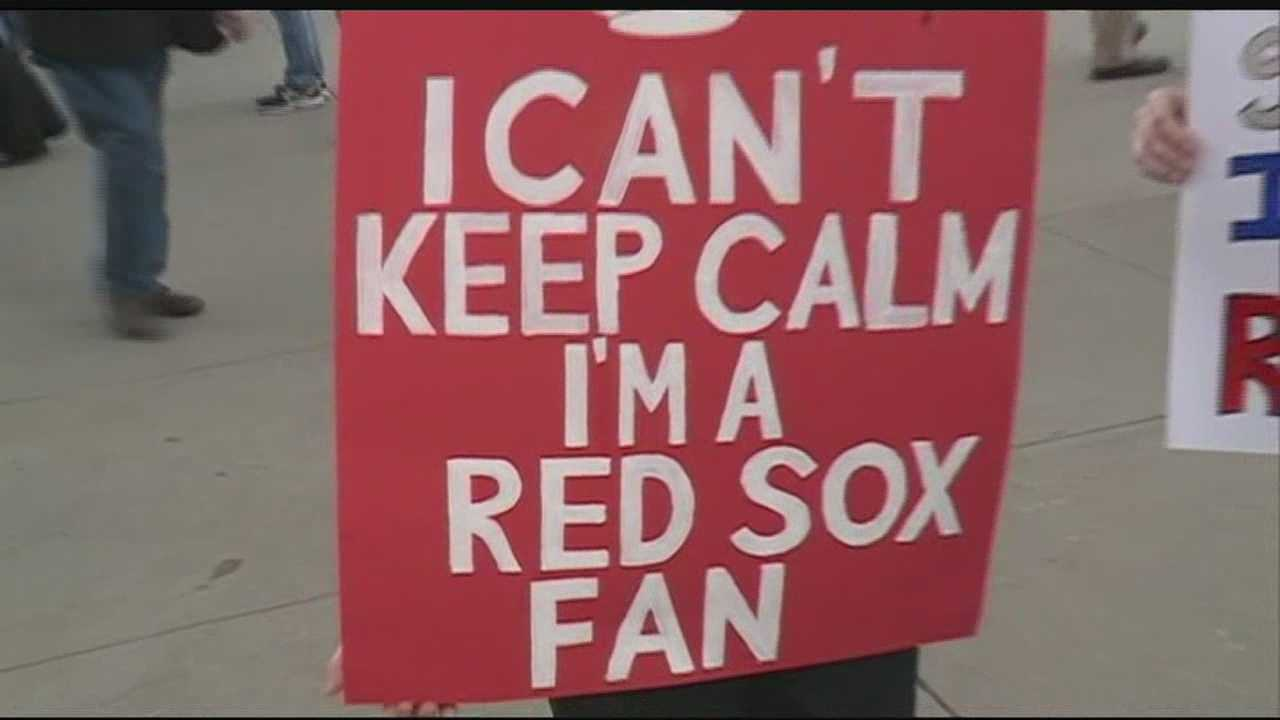 New Hampshire fans in St. Louis for World Series