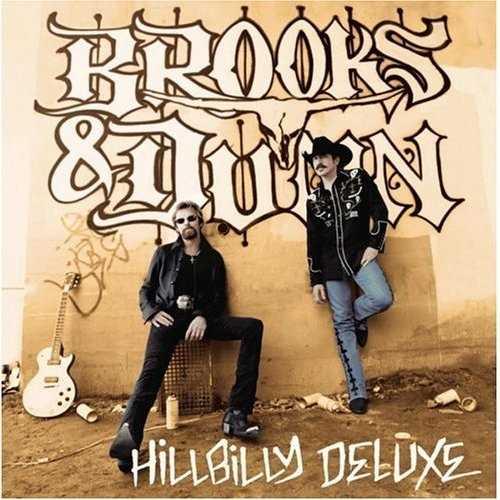 Stephen Drew listens to Hillbilly Deluxe by Brooks & Dunn.