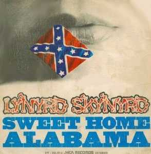 Jake Peavy listens to Dixie/Sweet Home Alabama by Lynrd Skynrd.