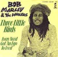 Shane Victorino listens to Three Little Birds by Bob Marley.