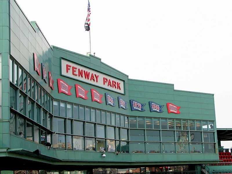 Take me out to the ballgame... Check out these iconic songs from Fenway Park, including the players' walk-up songs.