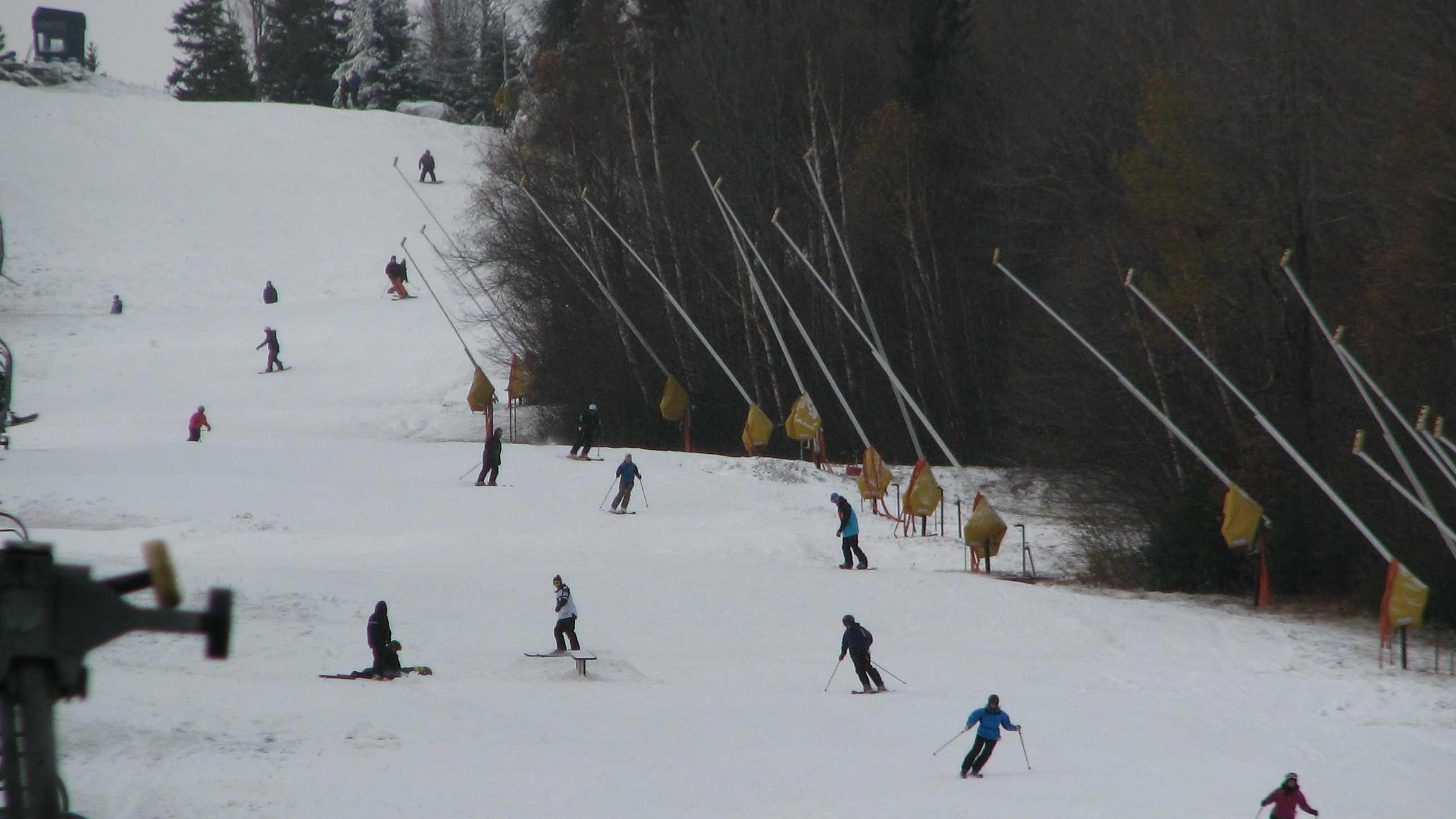 Bretton Woods skiing