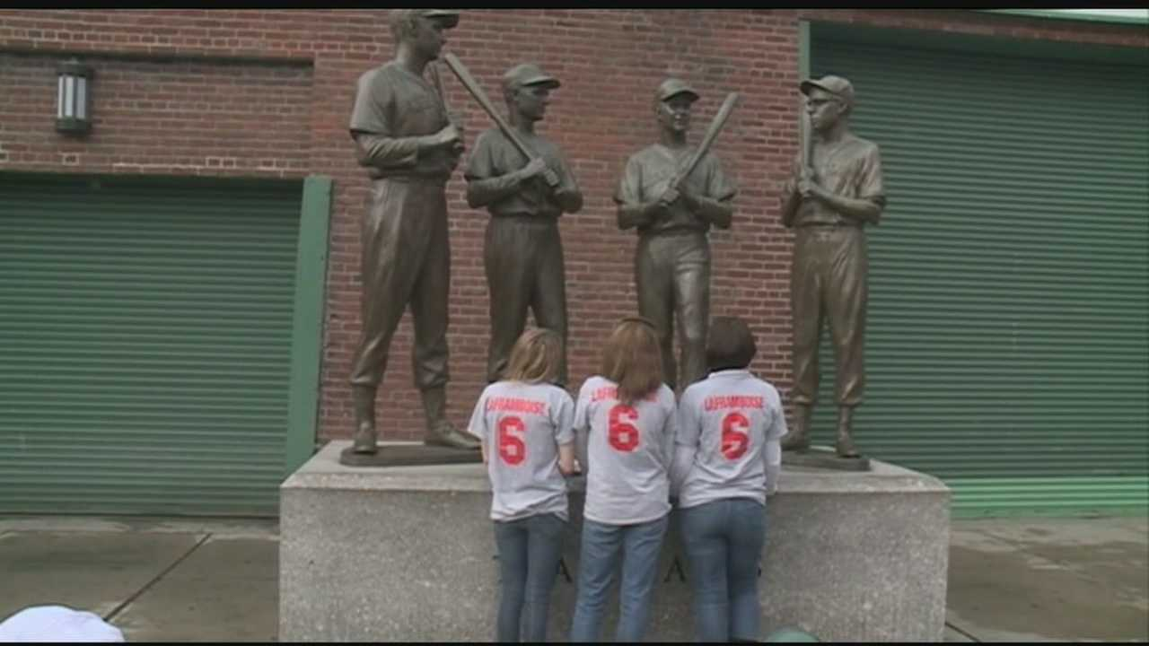 Red Sox fans ready for Game 6 of the World Series