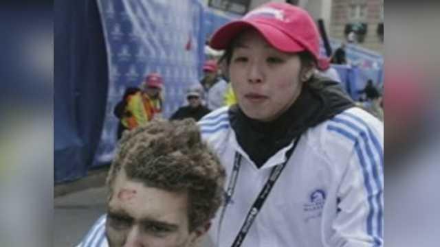 Devin Wang and Jeff Bauman