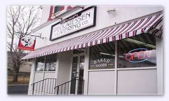 Tie-7) Jarome's Delicatesson and Catering Company in Londonderry