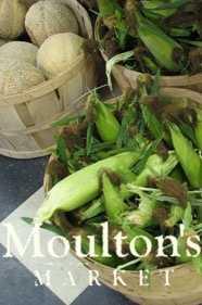 Tie-7) Moulton's Market in Amherst