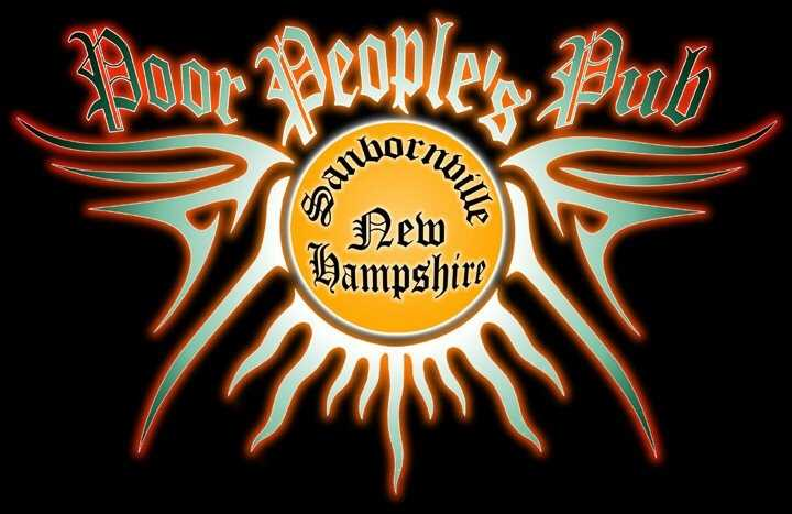 Tie-7) Poor People's Pub in Sanbornville and Wakefield