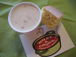 Tie-4) What A Crock! Homemade Soups in Portsmouth