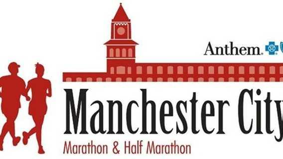 The 7th annual Manchester City Marathon gets under way Sunday.