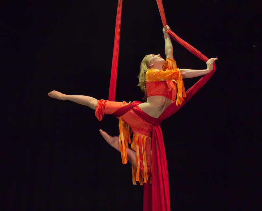 Nov. 24: Ruckus: A Cirque SpectacularAt the Lebanon Opera House in Lebanon. Tickets range from $14 to 25.