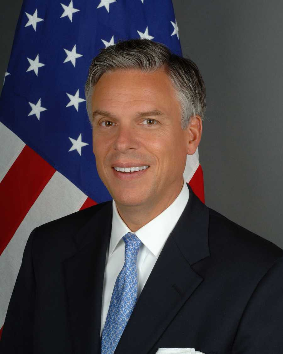 Nov. 25: Jon Huntsman, U.S. and Asia: Current Political Trends and OpportunitiesAt the New Hampshire Institute of Politics at Saint Anslem College in Manchester. Admission is free.