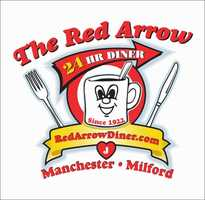 Tie-14) The Red Arrow Dinner in Manchester.
