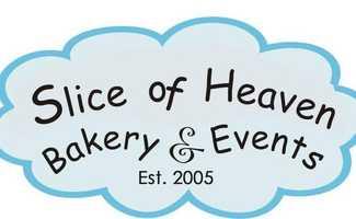 Tie-6) Slice of Heaven in Epsom.