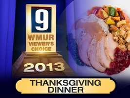 Wondering where you can get the best Thanksgiving dinner in New Hampshire?