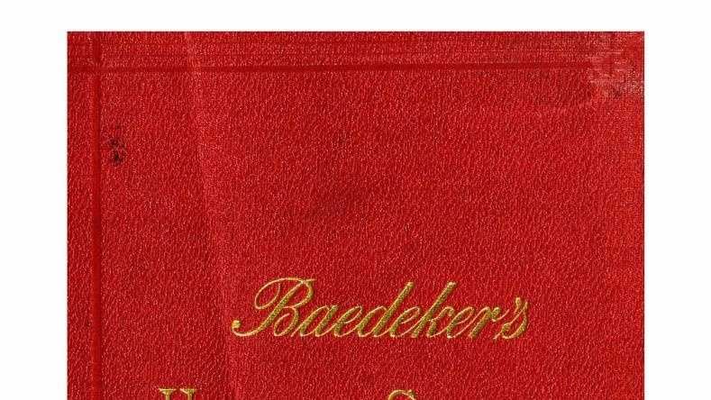 A well-known tour guide maker printed its third edition on the United States in 1904. See what Baedeker had to say about New Hampshire.