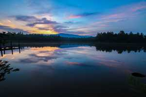 """Lake Winnipesaukee, """"Smile of the Great Spirit"""" or """"Beautiful Water in a High Place."""""""