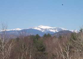 """Mt. Washington, """"The highest mountain in the United States to the east of the Rockies and north of North Carolina.""""""""Deserves its rank as monarch of the White Mountains as much for the grandeur of its form as for its height."""""""