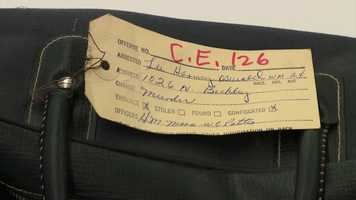 According to Oswald's wife, Marina, Oswald had used the bag on a trip from New Orleans to Mexico.