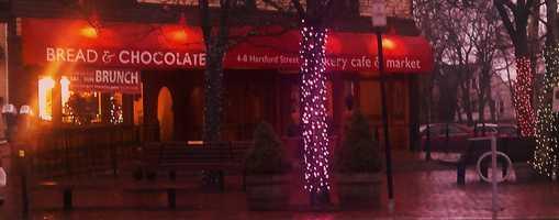 7.) Bread & Chocolate in Concord.