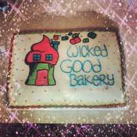 3.) Wicked Good Bakery in Plymouth.