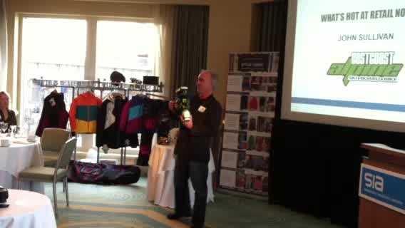 Interview: John Sullivan on cool winter gear