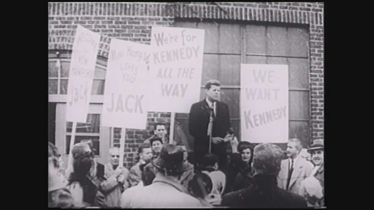 N.H. senator says JFK inspired his political career.