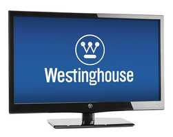 There are several televisions for sale, including this 40-inch Westinghouse LED HDTV for $199.99.