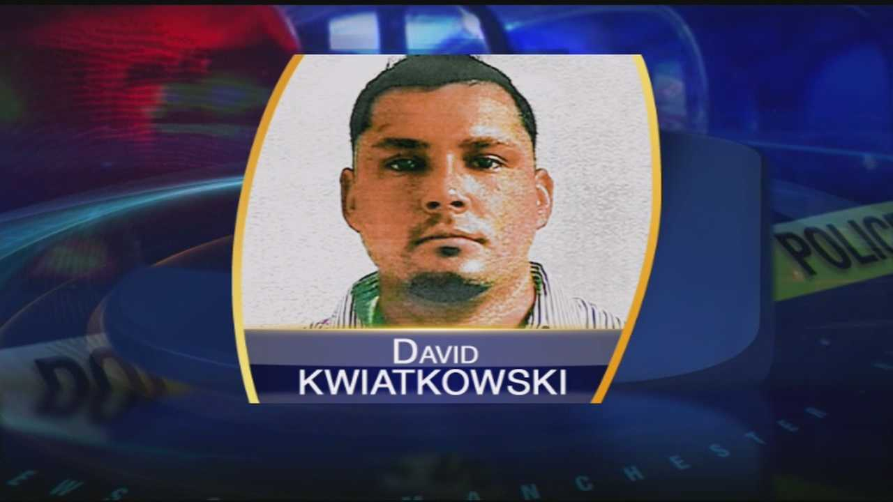 David Kwiatkowski, a former Exter Hospital medical technician, is accused of causing a hepatitis C outbreak.