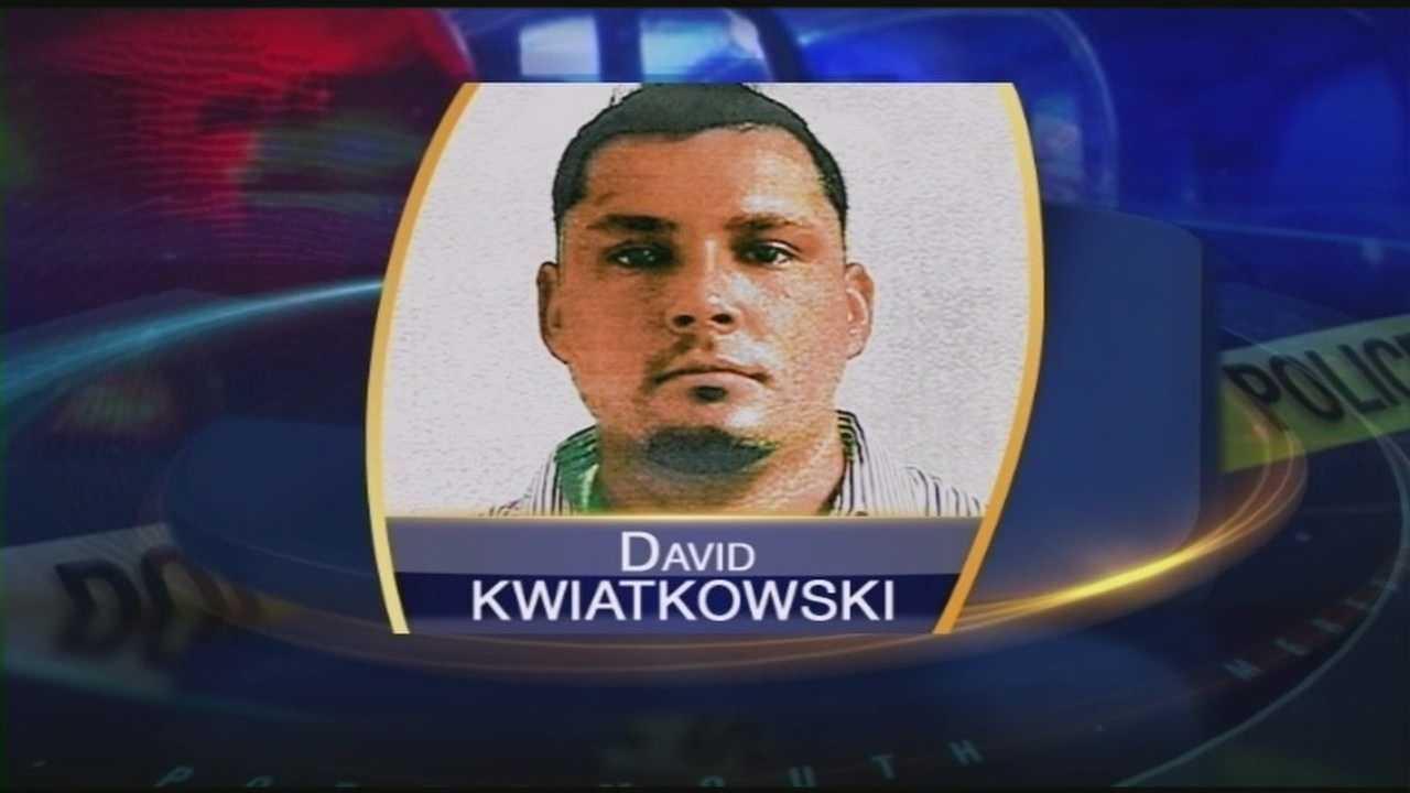 David Kwiatkowski sentenced