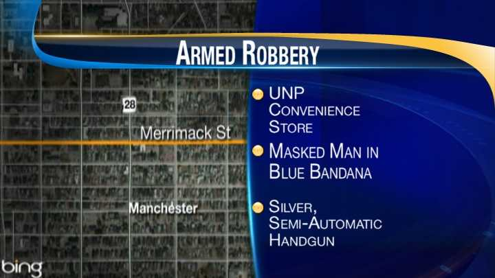 map-Manch armed robbery