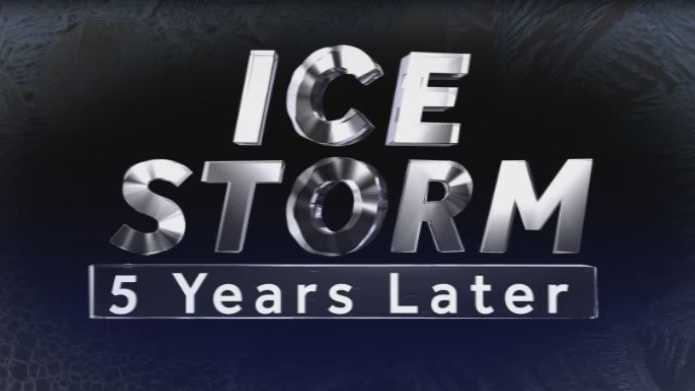Ice Storm: 5 Years Later