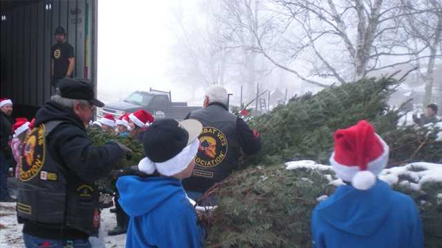 Trees for Troops