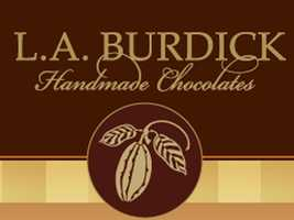 1) L.A. Burdick Handmade Chocolates in Walpole