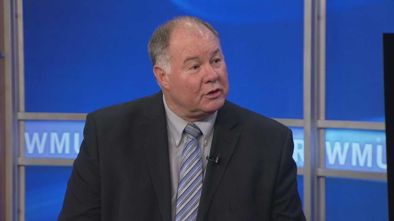 Extended Interview: Sen. Jim Rausch