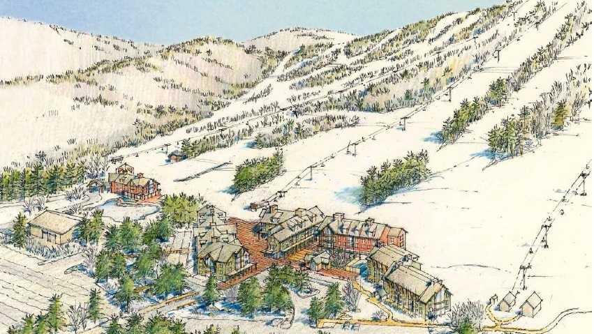 Cranmore master plan proposal