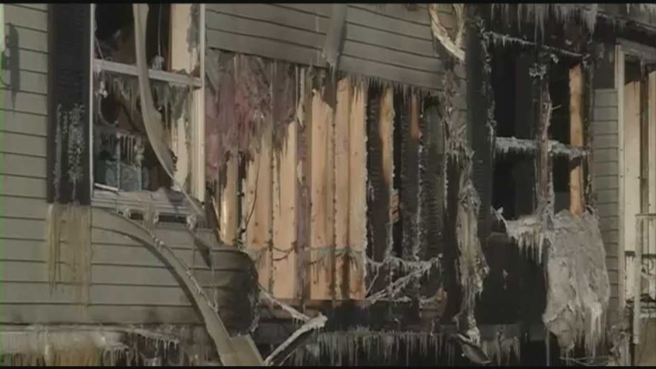 Colebrook home destroyed by fire