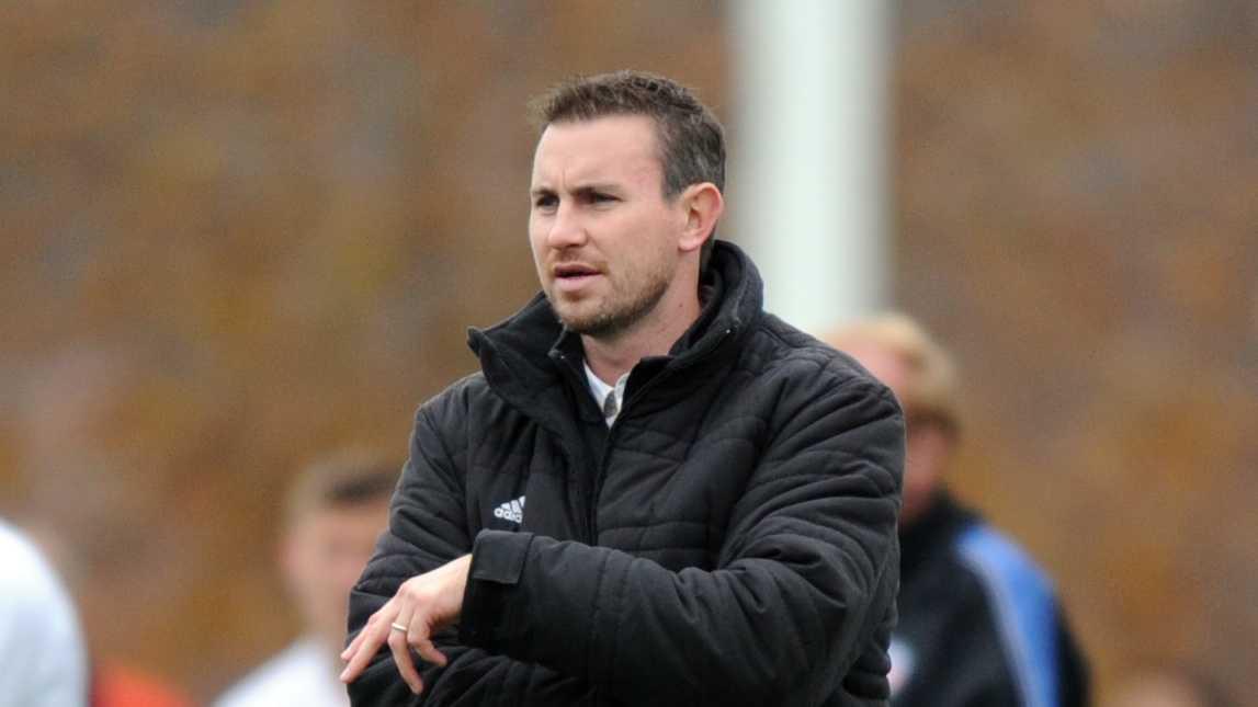 SNHU Coach Marc Hubbard