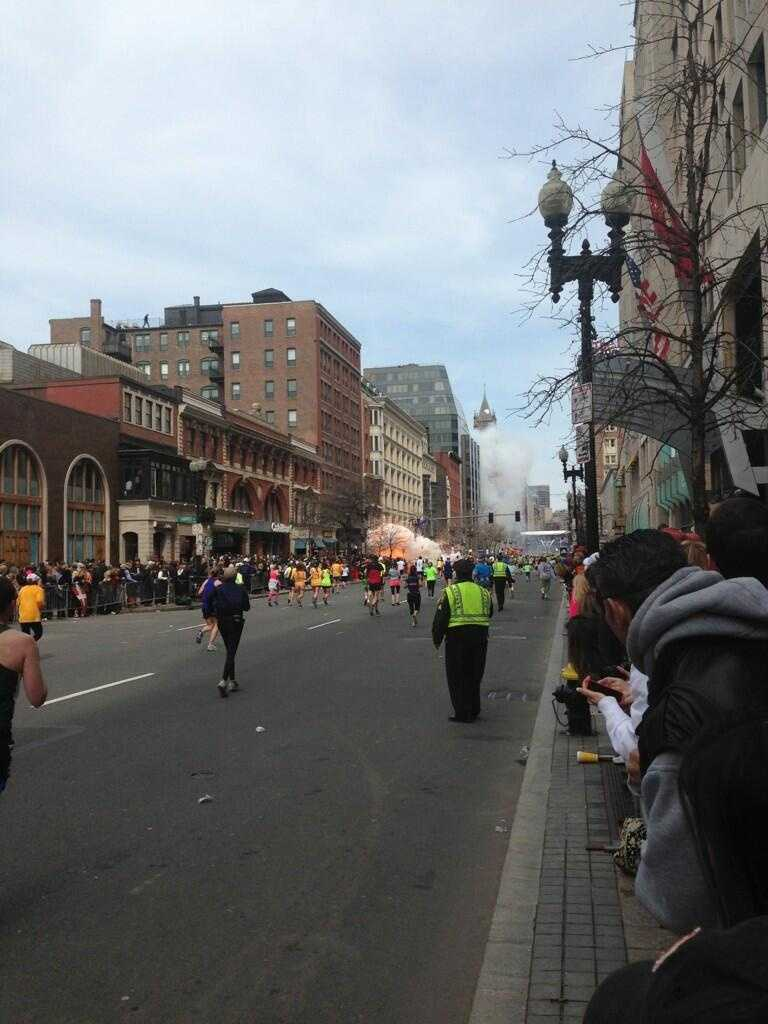 Two bombs exploded at the finish line of the Boston Marathon, claiming three lives and injuring hundreds. In the days to follow, the suspectes, Tamerlan and Dzhokhar Tsarnaev, led police on a violent chase, killing an MIT police officer.Read more: http://www.wmur.com/news/nh-news/bombing-suspects-lawyers-seek-more-time-for-change-of-venue/-/9857858/23521750/-/vbrjuvz/-/index.html
