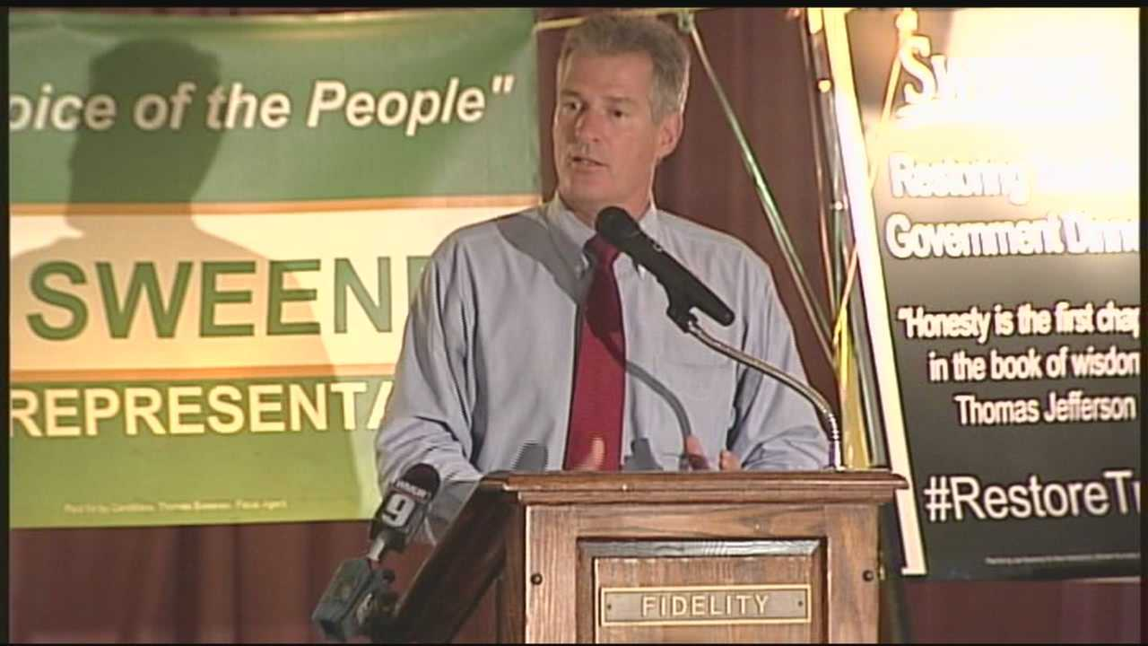 Brown gives no details on political plans