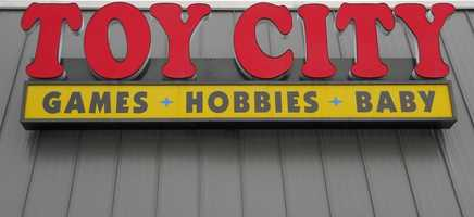2.Toy City in Keene