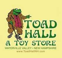 5.Toad Hall Toys in Waterville Valley