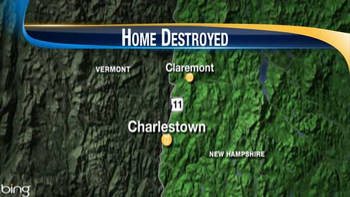 map-Charlestown mobile home fire