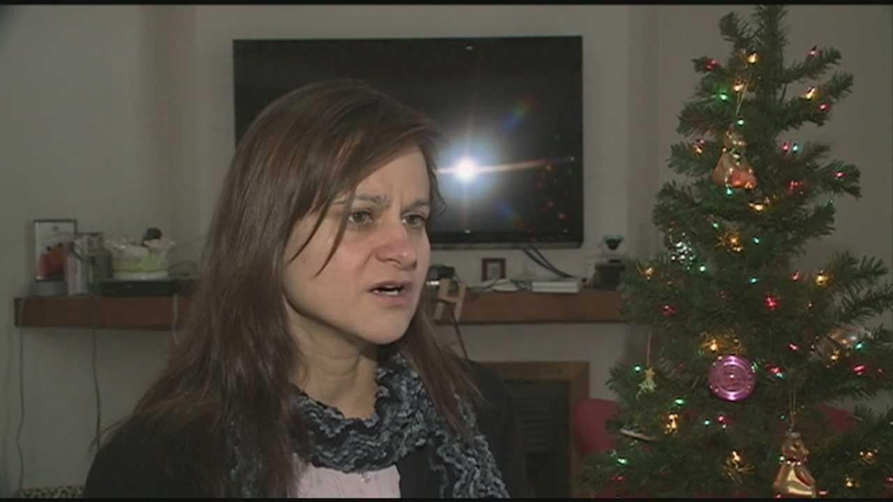 Mother hopes for daughter's safe return