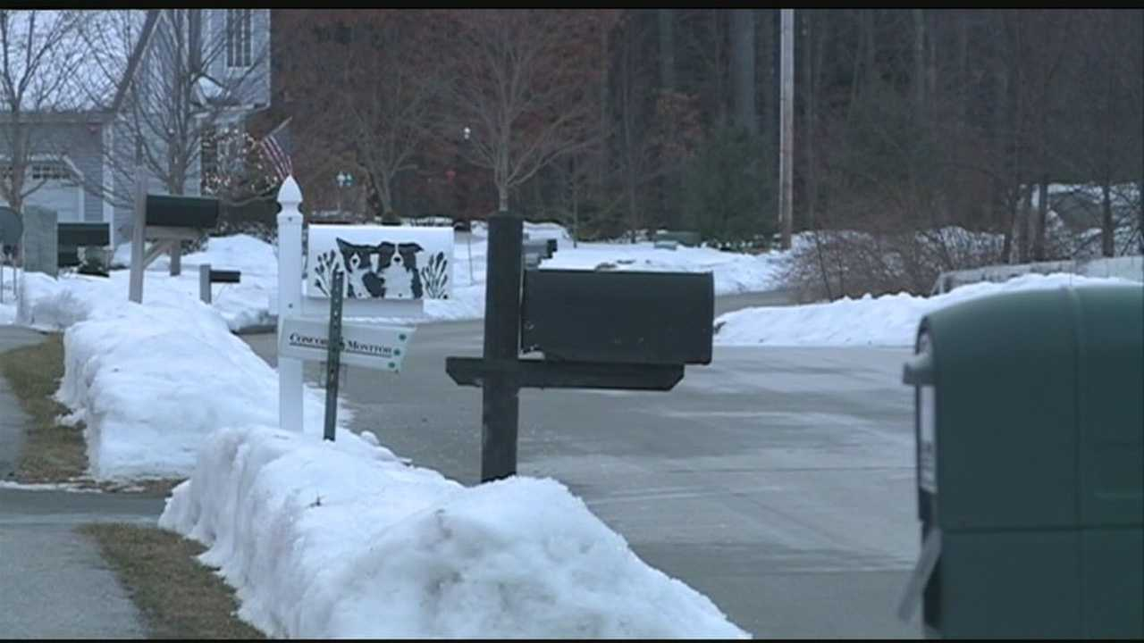 Concord mailboxes targeted by thieves