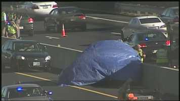 Raw Video: Scene of crash on I-93 in HooksettWatch: http://www.wmur.com/page/search/htv-man/news/nh-news/Raw-Video-Scene-of-crash-on-I-93-in-Hooksett/-/9857858/21995478/-/g4gwa1z/-/index.html