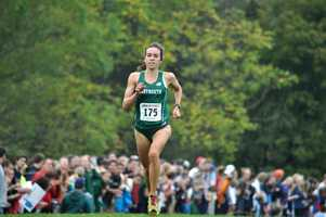 Abbey D'Agostino ... the Dartmouth great became the first Ivy League runner to win the NCAA Cross Country Championship