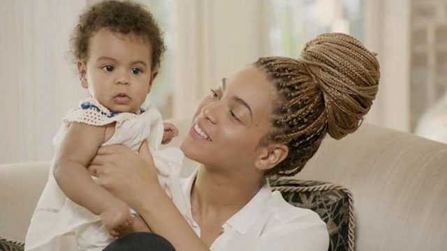 Beyonce and Blue Ivy, HBO documentary