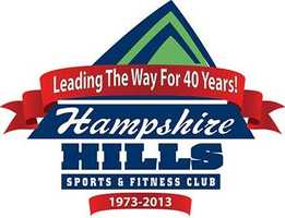 8) Hampshire Hills Sports & Fitness Club in Milford
