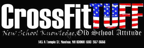 7) Crossfit Tuff in Nashua