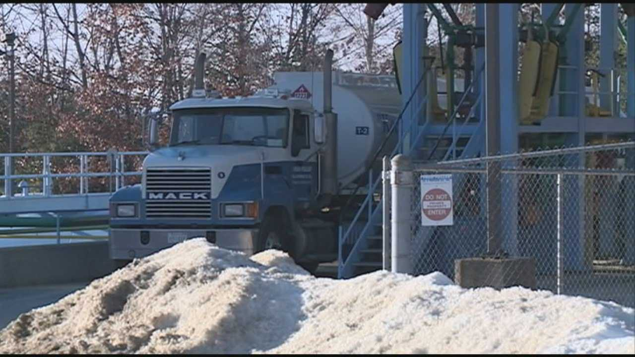Officials monitor Fred Fuller Oil problems